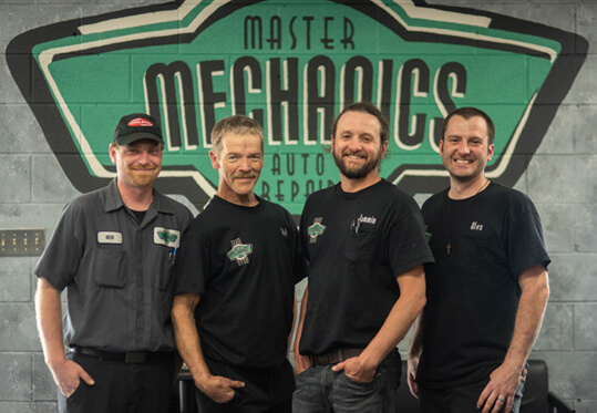 Master Mechanics Auto Repair Certified Technicians