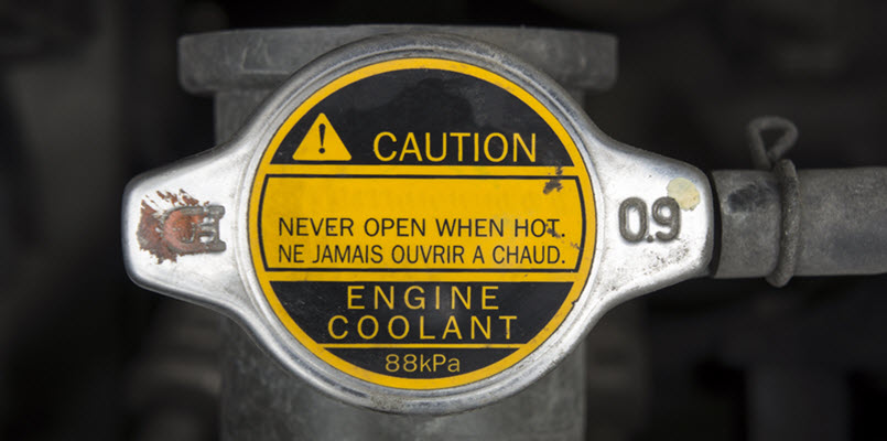 Jaguar Engine Coolant