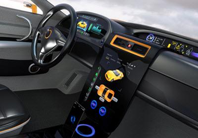 Audi Digital Display