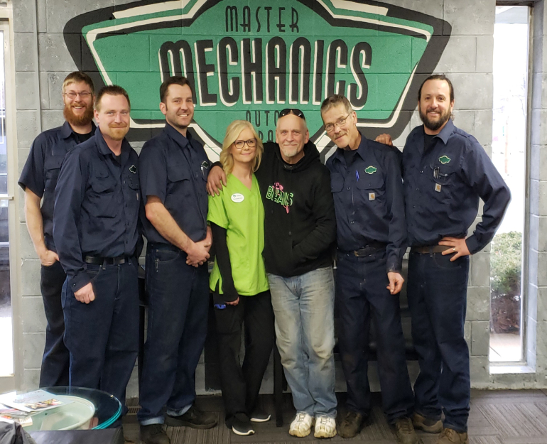 Master Mechanics Auto Repair Expert Technicians