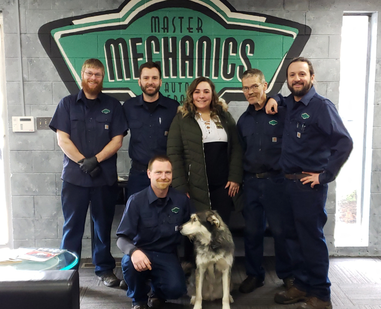 Master Mechanics Auto Repair Team