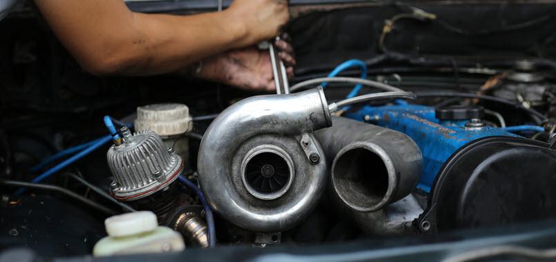 Mazda Turbocharger Repair
