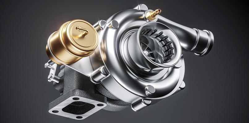 Mazda Turbocharger
