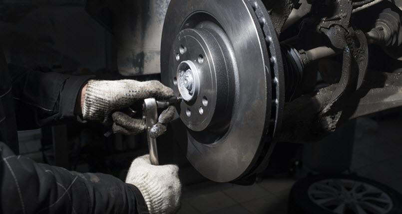 Volvo Braking System Repair