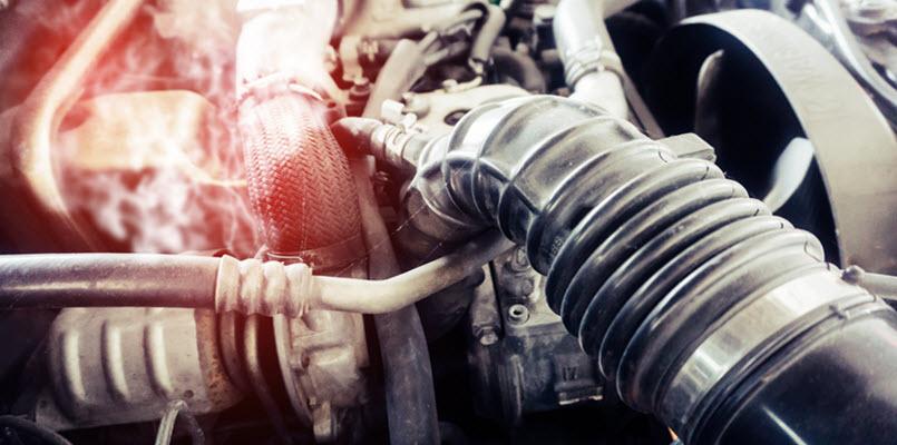 Volkswagen Blown Engine Valve Sign
