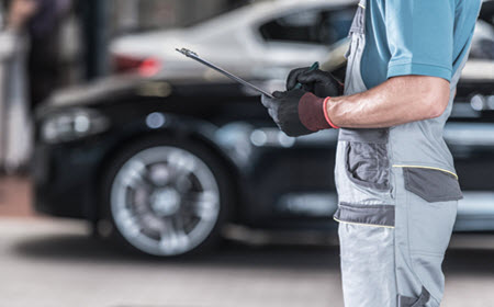 Mercedes Air Suspension Repair