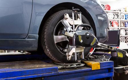 Saab Wheel Alignment